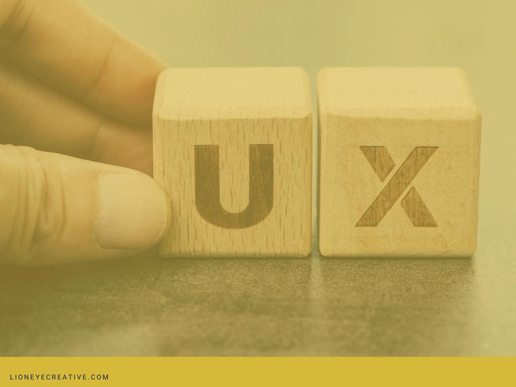 web development essential elements: user experience
