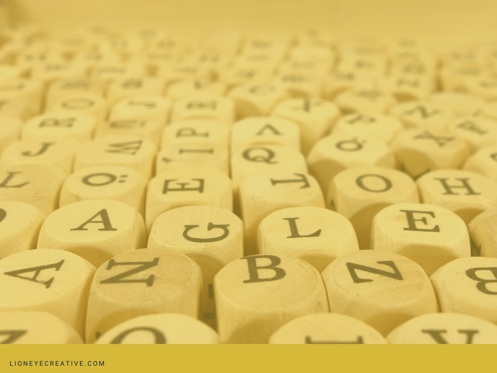 web development essential elements: typography